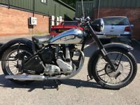 BSA B31 1949 Motorcycle *All original parts*