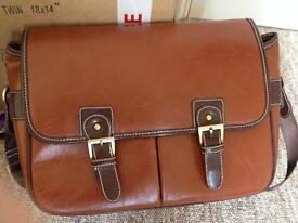 Dslr camera bag satchel new