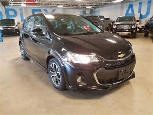 2017 Chevrolet Sonic LT Turbo Awesome Options Finance Available