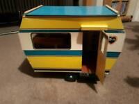 Vintage Sindy Caravan