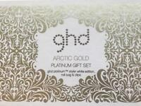 GHD Arctic gold straighteners - White edition
