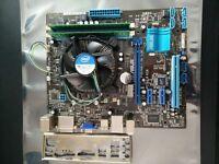ASUS Motherboard CPU RAM Bundle Intel Dual Core 4GB DDR3