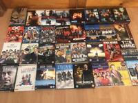 Boxset DVDs - £2 each