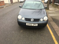 Volkswagen Polo 1.4 SE Automatic 5dr 2002 Hatchback Facelift Low Mileage