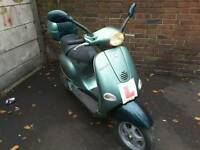 Peugeot vespa auto drive moped only 599