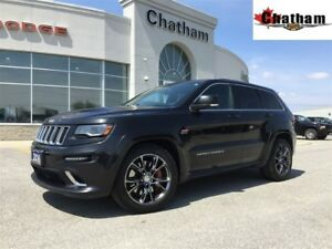 2014 Jeep Grand Cherokee SRT/FULLY LOADED/ PANORAMIC SUNROOF/ $1