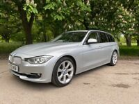 BMW 330d Modern Touring Auto 2013 1 owner wolf in sheep's clothing !