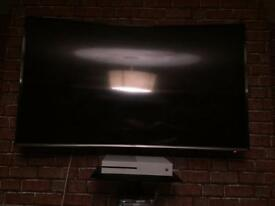 "49"" curved Samsung smart tv £350"