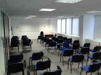 323 sq ft D1/B1 office space available in Barking, 2 mins from Barking train station