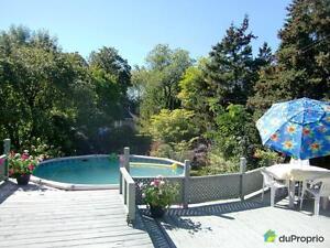 519 000$ - Maison 2 étages à vendre à Saint-Laurent