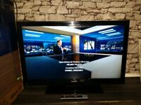 40Inch lcd usb full hd freeview tv. Can deliver free locally