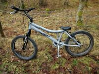 Onza T-Vee trials bike