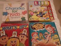 Kids bundle of games some brand new packaging never been opened