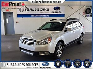 2012 Subaru Outback 2.5 I Touring Package at Mags, Toit