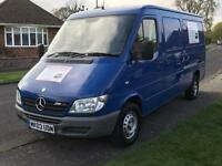 Man and van service