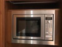 Siemens microwave oven