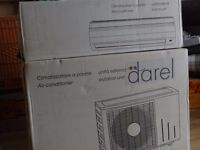Darel split system air conditioner - perfect to keep your premises cool in the coming heat wave!