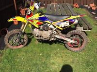 CW 140cc Pitbike