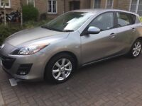 2010 Mazda 3 Ts Diesel1.6, £20 Road Tax,6 Speed FSH&Mot