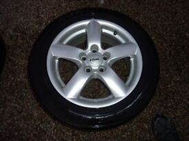 "Alloy Wheels 16"" - Full Set"