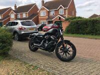 Harley Davidson Iron 883 sportster 2016