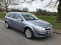 Vauxhall Astra 1.6 design 2008 estate history and cambelt replaced