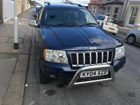 2004 Jeep Grand Cherokee CRD Limited