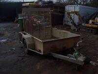 plant trailer 6x5