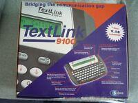 Sensory Communications Textlink 9100 Mobile