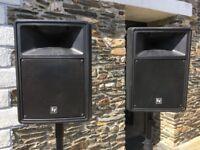 EV Sx80 PA speakers - Electrovoice