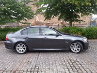 BMW E90 320i M SPORT 150 bhp MANUAL - 11/2005 - 121000mls - FSH!!!