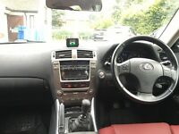2006 LEXUS IS 220d I AM STUDENT IN SOTON SO I WANT TO SELL MY CAR AS QUICK AS I CAN