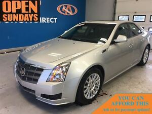 2011 Cadillac CTS 3.0L SUNROOF! FINANCE NOW!