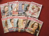 Psychologies Magazines 2010 x 12