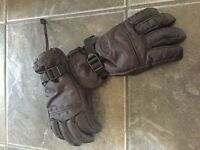 Ski gloves tog 24 children's size xl - fit small womens
