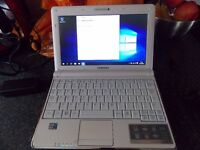 Samsung N140 Laptop netbook windows 10