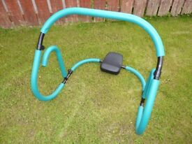 Ab trim exerciser frame - in excellent condition