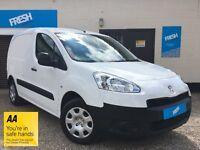 Peugeot Partner 1.6 HDi Professional L1 850 2014 - LOW MILEAGE