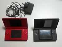 2 x Nintendo DS Lite - Spares or Repairs
