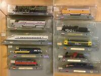 Issues 1-73 del prado locomotives of the world