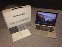 Apple Macbook Pro 13 Mid 2009 2.53GHz 4GB RAM 320GB HDD Excellent Condition Boxed