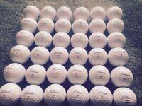 36 x Pro V1 or Pro V1X golf balls