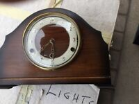 Bentima Antique Chiming Mantle Clock