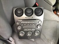 2004 Mazda 6 radio CD player - can post
