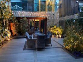 Garden Decking Expertly Installed