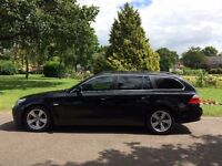 WELL LOOKED AFTER !! BMW 5 Series 2.5 525d SE Touring 5dr