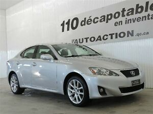 2011 Lexus IS 250 AWD TOIT OUVR. BLUETOOH