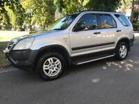 Honda CR-V 2.0 automatic 2003/53 p-ex welcome,still insured and taxed,aa/rac welcome!