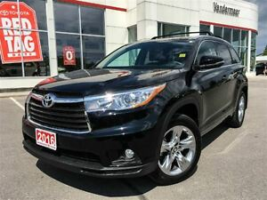 2016 Toyota Highlander LIMITED!