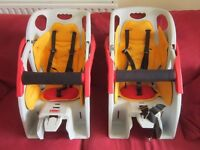 2 CoPilot Limo baby carriers, very good condition